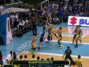 UAAP Season 78: FEU vs ADMU Game Highlights