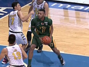 UAAP 78: UST vs FEU - 2nd Quarter