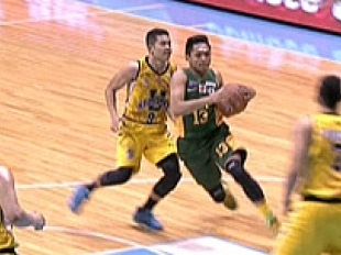 UAAP 78: UST vs FEU - 1st Quarter