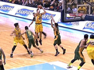 UAAP 78: UST vs FEU - 3rd Quarter