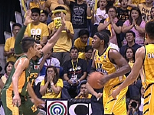 UAAP 78: UST vs FEU - 4th Quarter
