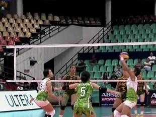 UAAP Season 78: DLSU vs FEU Game Highlights (WV)