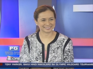 Mozzy Ravena's assessment on UAAP 78 Women's Volleyball