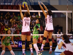 UAAP 78 WV: Ara Galang with a tactical tip!
