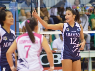 UAAP 78 WV: Jessica Galanza with a powerful spike!