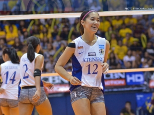 UAAP 78 WV: Julia Melissa Morado with another tactical tip!