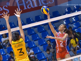 UAAP 78 WV: Celine Elaiza Domingo with a powerful spike!